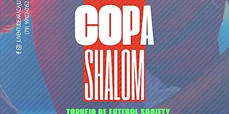 Copa Shalom ingressos