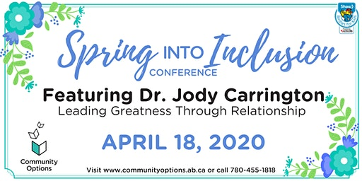 Community Options' 7th Annual Spring into Inclusion Conference