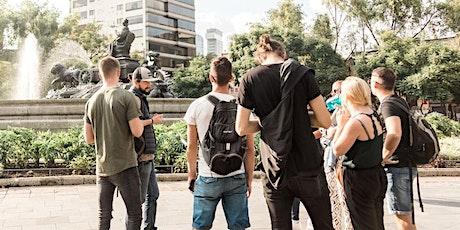 The bohemian free walking tour Roma- Condesa boletos