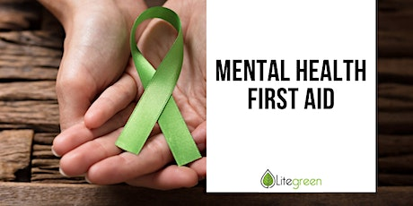 Level 2 : Awareness of First Aid for Mental Health (RQF)- 1 Day tickets