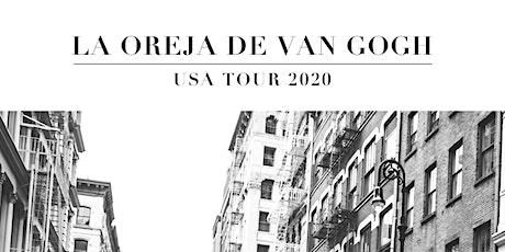 La Oreja de Van Gogh - USA Tour 2020 tickets