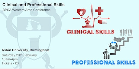 Clinical and Professional Skills tickets
