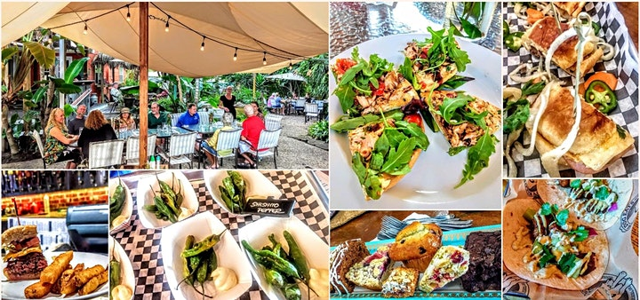 Eat NSB Walking Food Tour  Restaurant Discovery Experience image