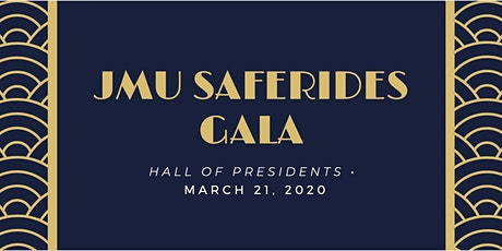 JMU SafeRides Gala tickets