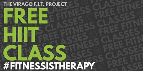 FREE Virago FIT HIIT Class tickets