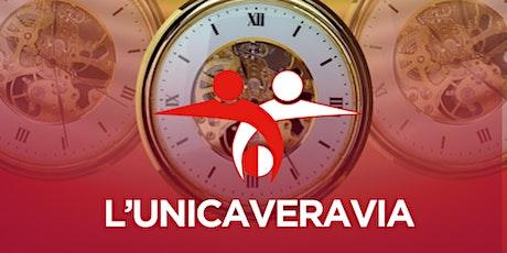 Conferenza presentazione L'Unica Vera Via - Torino biglietti