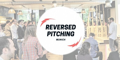 12. Reversed Pitching powered by Personio tickets