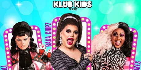 Klub Kids Glasgow Presents: Comedy Queens After Party (18+) tickets
