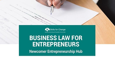 Business Law for Entrepreneurs tickets