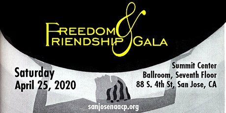 68th Annual San Jose/Silicon Valley Freedom and Friendship Gala tickets