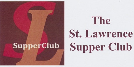 St Lawrence Supper Club - April 21 tickets
