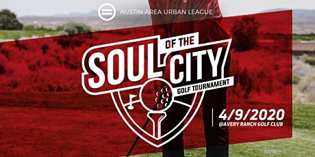 2020 AAUL Soul of the City Golf Tournament tickets
