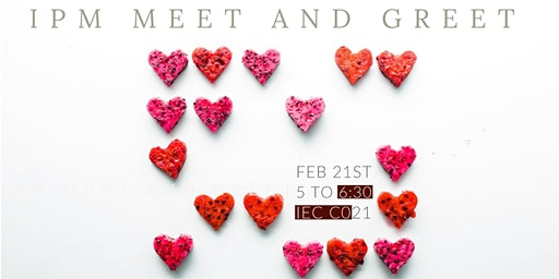 Meet and Greet IPM  Mentees Only