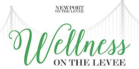 Wellness on the Levee: Namaste Newport- Yoga on the Levee: Gentle Yoga tickets