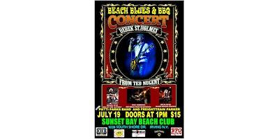 Beach Blues & BBQ Concert