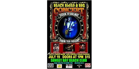 Beach Blues & BBQ Concert tickets