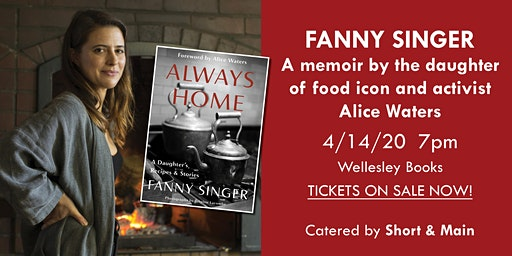 "Fanny Singer presents ""Always Home"""