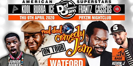 Real Deal Comedy Jam - Easter special - Watford