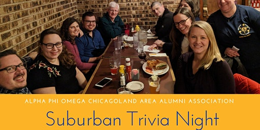 APO Alumni Suburban Trivia Night