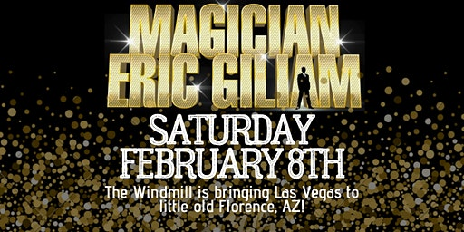 Magician - Eric Giliam