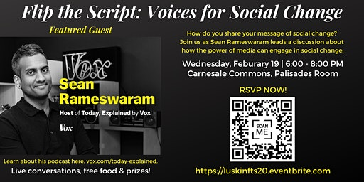 Flip the Script: Voices for Social Change