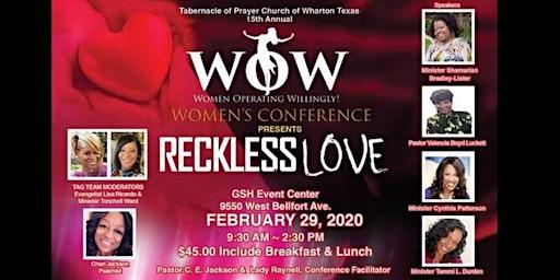 W.O.W Reckless LOVE