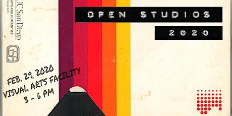 Graduate Open Studios tickets