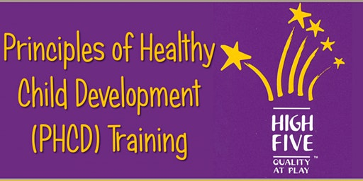 HIGH FIVE - Principles of Healthy Child Development