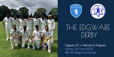 Edgware Cricket Club v Belmont & Edgware (Charity Day) tickets
