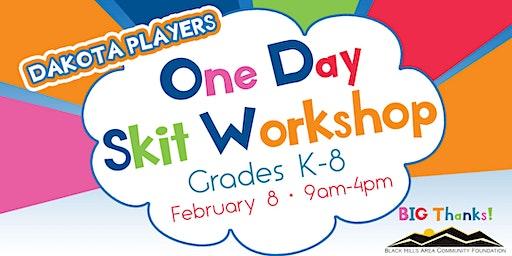 Black Hills Playhouse One Day Skit Workshop