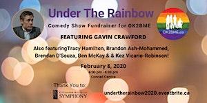 Under the Rainbow: A Comedy Show Fundraiser for OK2BME