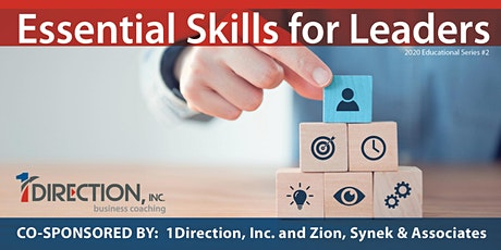 Essential Skills for Leaders tickets
