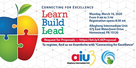 Connecting for Excellence: Learn, Build, Lead tickets