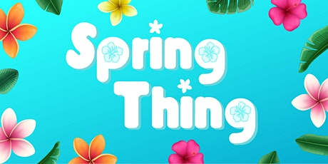 Spring Thing tickets