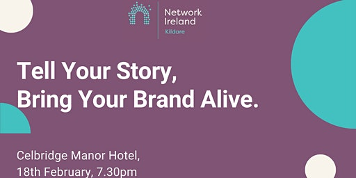 Tell Your Story, Bring Your Brand Alive