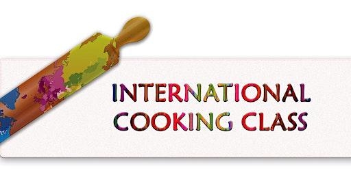 INTERNATIONAL COOKING CLASS - VENEZUELLA
