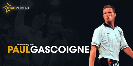 "An Evening with Paul ""Gazza"" Gascoigne tickets"