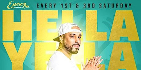 Encore Saturdays 4.4 | R&B, Hip-Hop, Reggae tickets