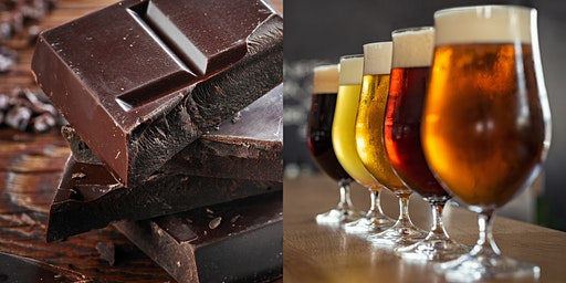 Dynamic Duo: Beer and Chocolate