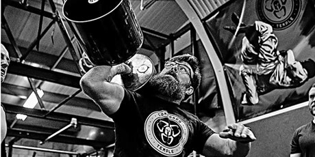 Commando Temple's Strongest Man 2020 tickets
