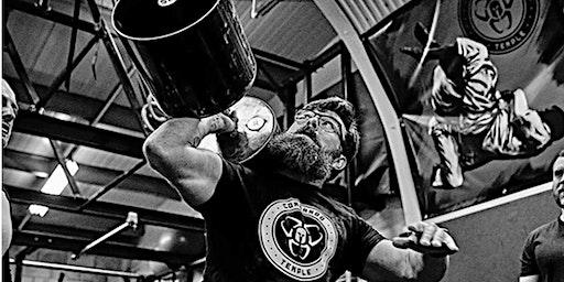 Commando Temple's Strongest Man 2020