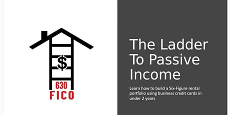The Ladder to Passive Income Mentorship Program tickets