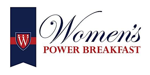 Women's Power Breakfast, February 7, 2020