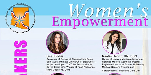 Celebrate. Inspire. Empower: Honoring our Assyrian Women