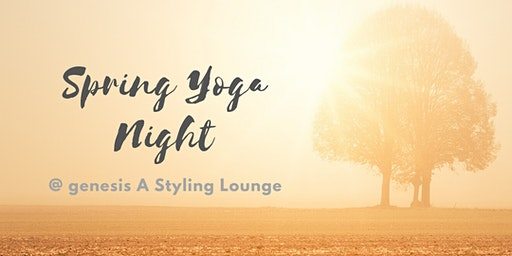 Spring Yoga Night