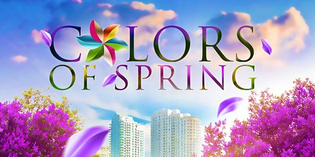 Colors Of Spring tickets