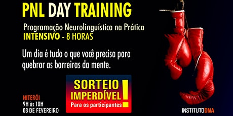 PNL DAY TRAINING ingressos