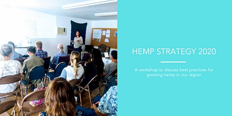 Hemp Strategy 2020 tickets