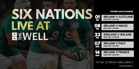 SIX NATIONS 2020 | Live at The Well  tickets