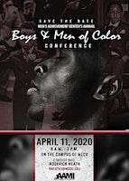 NCCU Men's Achievement Center's Boys & Men of Color Conference 2020